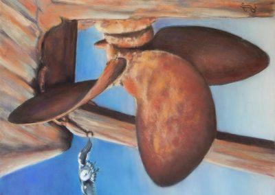 L'hélice (Large)