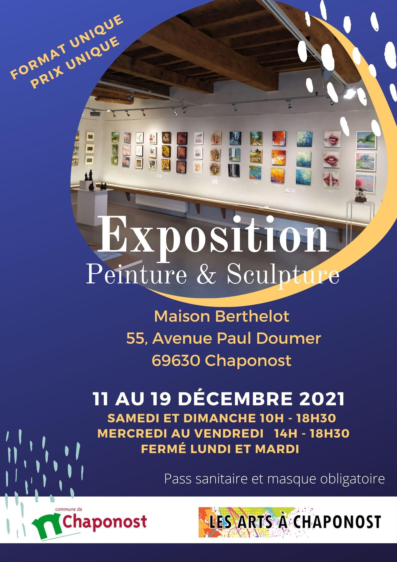 "Salon ""Petits formats"""
